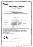 CE Certificate of Combo heat press machine
