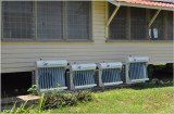 Mexico hybrid solar air conditioner projects