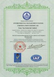 ISO14001:2004 For Plastic Pipe And Fitting