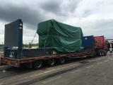 Needler loading in 40FR container