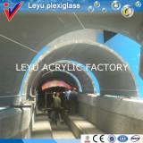 tunnel sheet installation