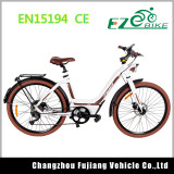 Stylish Upscale City Women Electric Bicycle with High Performance