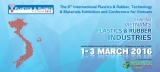International Plastic&Rubber technology and Material Exhibition and Conference for Vietnam