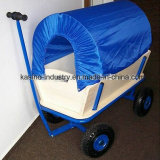 High Quality Baby Wooden Wagon Cart