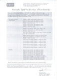 CE certificate of Light Commercial Air Conditioners (Page 2)