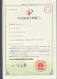 Patent Certificate 12