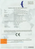 CE certification for SLQ-1W/3W/5W/7W