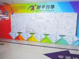 Customer signature wall