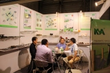 We Meeting Our Customer When We Attend The Shanghai Show in 2014