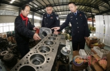 Chinese Police Cracked Fake Cummins Engines Case
