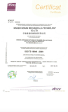 Factory ISO9001/TS16949 Certificated
