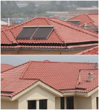 Hainan roof tile project