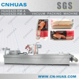 Modified Atmosphere Packing Machine for Cake & Cookies & Bread & Biscuit