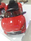 red color cheaper Children car with flash light