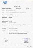 Epoxy Fiber Laminate G10/FR4 RoHS Certificate