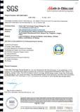 SGS Caionrtificat