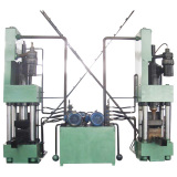 aluminum briquetting press(Y83-500)