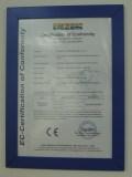 Walking animal ride CE certificate