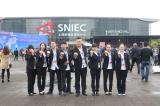 Zhengxin team In Chinaplas 2016