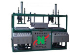 NF-SGW Semi-automatic two Position Plastic sheet Forming Machine