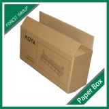 Kraft Paper Towel Shelf Package Box