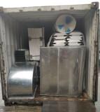 one 40HQ load 3 units car spray booth