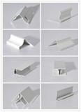 Aluminum alloy parts system