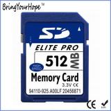 Hot Memory Card - 512MB SD