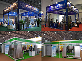 Yutong joined pharmaceutical top professional exhibition