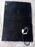 rubber mat for hof house/heating rubber mat for obstetric table of sow