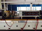 electronic ballast test system