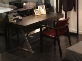 Wooden Study Room Deak