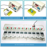 the test devices for timer switch