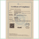 Rohs Certificate for Mouse