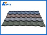 Excellent Decorative Feature Metal Stone Coated Roofs Tile