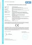 EC-ATTESTATION CERTIFICATE OF MD & LVD & EMC