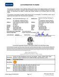 ETL Certificate