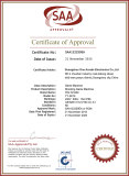 SAA Certificates
