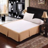 DPF luxury hotel bed skirt