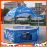 Heat Transfer Full Color Print Advertising Promotion Exhibition Dome Tents