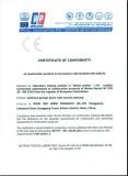 CE Certification of Tension Spring Garage Door (Manual) 1/2