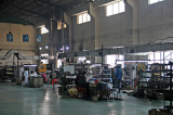 die casting department