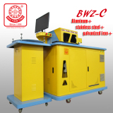 stainless steel and aluminum channel letter bending machine