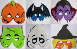 Halloween EVA Spooky Masks