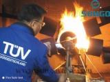 Fire Safe Test