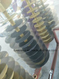 Saw blade for PVD coating.