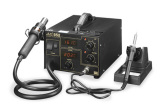 Double digital soldering station 952