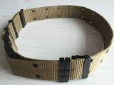 Brown Military Belt