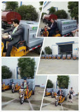 Saudi Arabia Clients visit ChengLi Factory