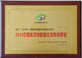 China innovation of science and Technology Invention Award